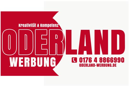 Oderland Werbung